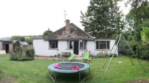 House before Herschel