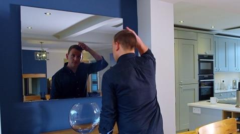 Herschel mirror heater
